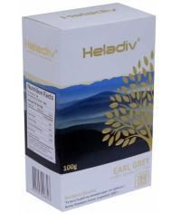 Чай черный Heladiv Earl Grey PEKOE листовой 100 г