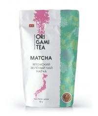 Японский чай ORIGAMI TEA матча Standard grade 50 г