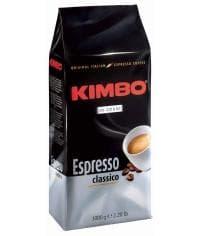 Кофе в зернах KIMBO Espresso GRANI 1000 гр (1кг)