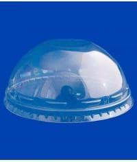Крышка купольная без отверстия d=95мм (100 шт)