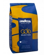 Кофе в зернах Lavazza Gold Selection 1000 гр (1кг)