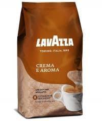 Кофе в зернах Lavazza CREMA e AROMA 1000 гр (1кг)