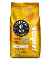 Кофе в зернах Lavazza ¡TIERRA! Colombia 1000 г (1 кг)