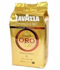 Кофе в зернах Lavazza Qualita Oro 1000г (1кг)