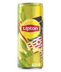 Чай Lipton Ice Tea Green Липтон Зеленый 250мл банка 0.25