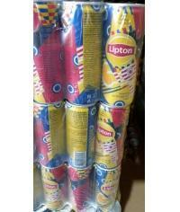 Чай Липтон Лимон 250мл банка Lipton Ice Tea 0.25