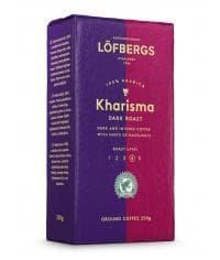 Кофе молотый Lofbergs Kharisma 250 г
