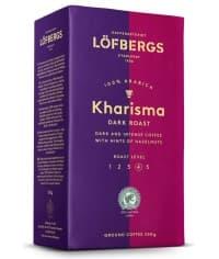 Кофе молотый Lofbergs Kharisma 500 г