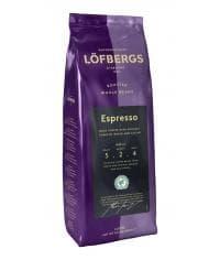 Кофе в зернах Lofbergs Espresso 400 г (0.4 кг)