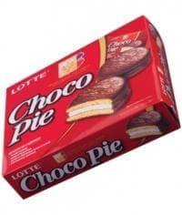 Бисквит Чоко Пай Choco Pie Lotte 28г
