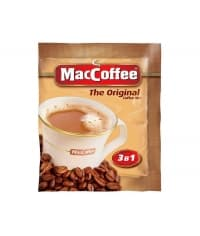 Кофе растворимый 3в1 MacCoffee Original 20г