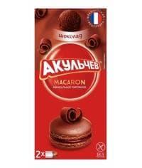 Macaron с шоколадом Акульчев 24г