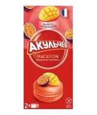 Macaron с манго-маракуйя Акульчев 24г
