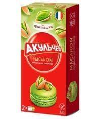 Macaron с фисташкой Акульчев 24г