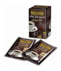 Кофе молотый Madeo Espresso Bar для чашки 10шт.