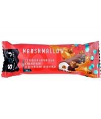 Батончик SOJ Marshmallow с солёной карамелью в мол. шоколаде 30 г