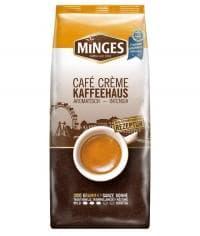 Кофе в зернах Minges Cafe Creme Kaffeehaus 1000 г (1 кг)