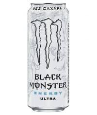 Энергетический напиток Monster Energy Ultra 500мл ж/б