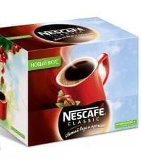 Кофе растворимый Nescafé Classic блок 30 x 2г