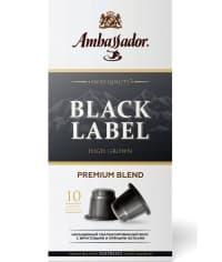 Кофе-капсулы Nespresso Ambassador Black Label 5 г x10