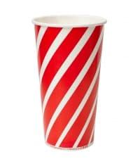 Бумажный стакан Lollipop d=90 500мл