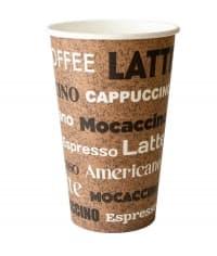 Бумажный стакан Coffee d=90 400мл