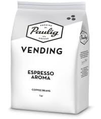 Кофе в зернах Paulig Vending Espresso Aroma 1000 гр (1кг)