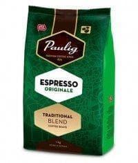 Кофе в зернах Paulig Espresso Originale 1000 гр (1кг)