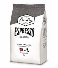 Кофе в зернах Paulig Espresso Barista 1000 гр (1кг)