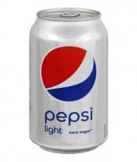 Пепси Лайт банка 330 мл Pepsi Light  0,33
