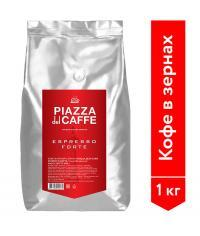 Кофе в зернах Piazza del Caffe Espresso Forte 1000г