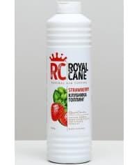Топпинг Royal Cane Strawberry Клубника 1 кг