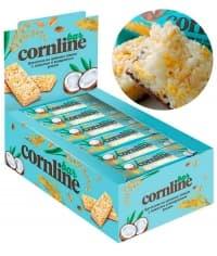 Злаковый батончик Cornline с кокосом и возд. рисом 30 г