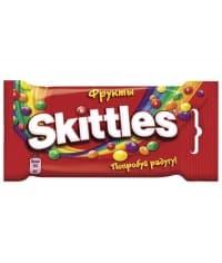 Драже Skittles Скитлс 38г Фрукты