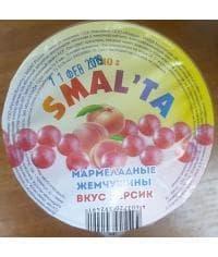 Смальта Мармеладные жемчужины ПЕРСИК 110г