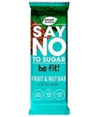Батончик фруктово-ореховый Smart Formula Cocoa–mint 40 г