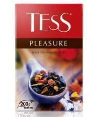 Чай TESS Pleasure черный листовой 200г