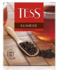 Чай TESS SUNRISE черный в пакетиках, 100 х 1,8г