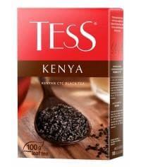 Чай TESS KENYA черный гранулированный 100г