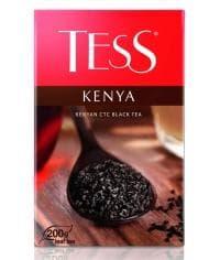 Чай TESS KENYA черный гранулированный 200г