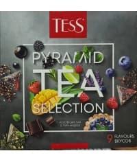 Набор чая TESS 9 видов 45 пирамидок 82 г