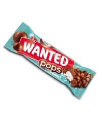 Шоколадный батончик ETi WANTED POPS Coconut 28 г
