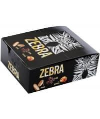Вафли Зебра с молочной шоколадной глазурью 40 г