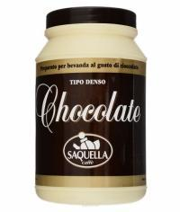 Горячий шоколад Saquella chocolate 1000 гр