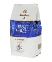 Кофе в зернах Ambassador Blue Label 1000 г (1 кг)