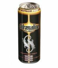 Адреналин напиток 500 мл Adrenaline Rush 0.5л
