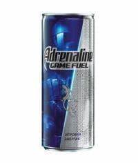 Адреналин напиток Adrenaline Game Fuel250 мл