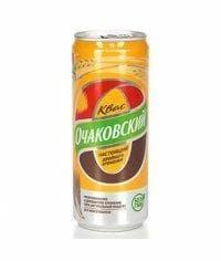 Квас Очаковский 330 мл банка