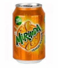 Миринда банка 330 мл Mirinda 0,33