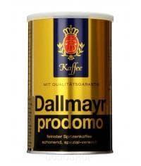 Кофе молотый Dallmayr Prodomo в банке 250 гр (0.25 кг)